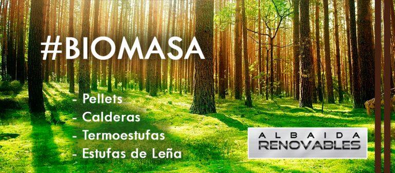 Biomasa Albaida Renovables Gandia Ontinyent Xativa Alcoy Valencia