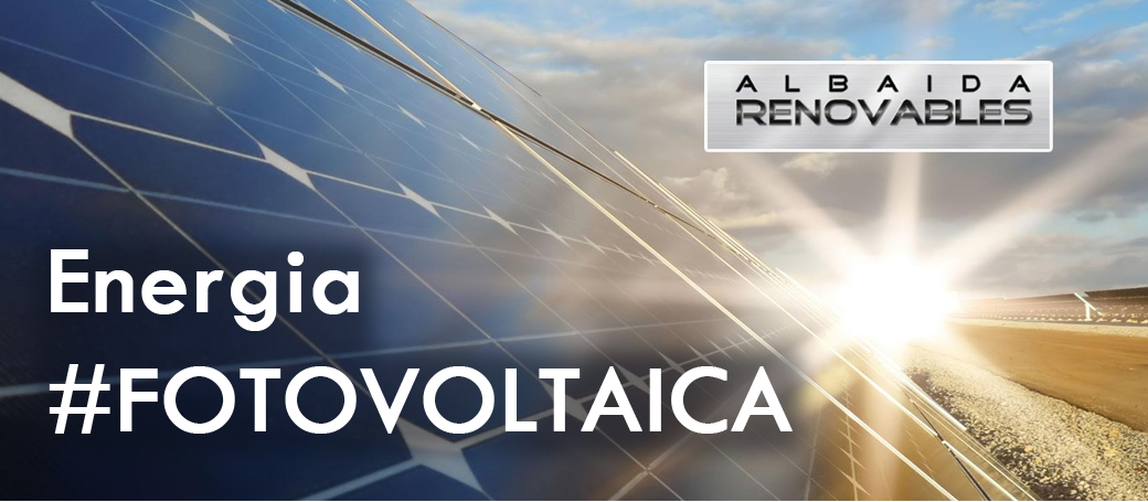 Energia Fotovoltaica Albaida Renovables Gandia Ontinyent Xativa Alcoy Valencia