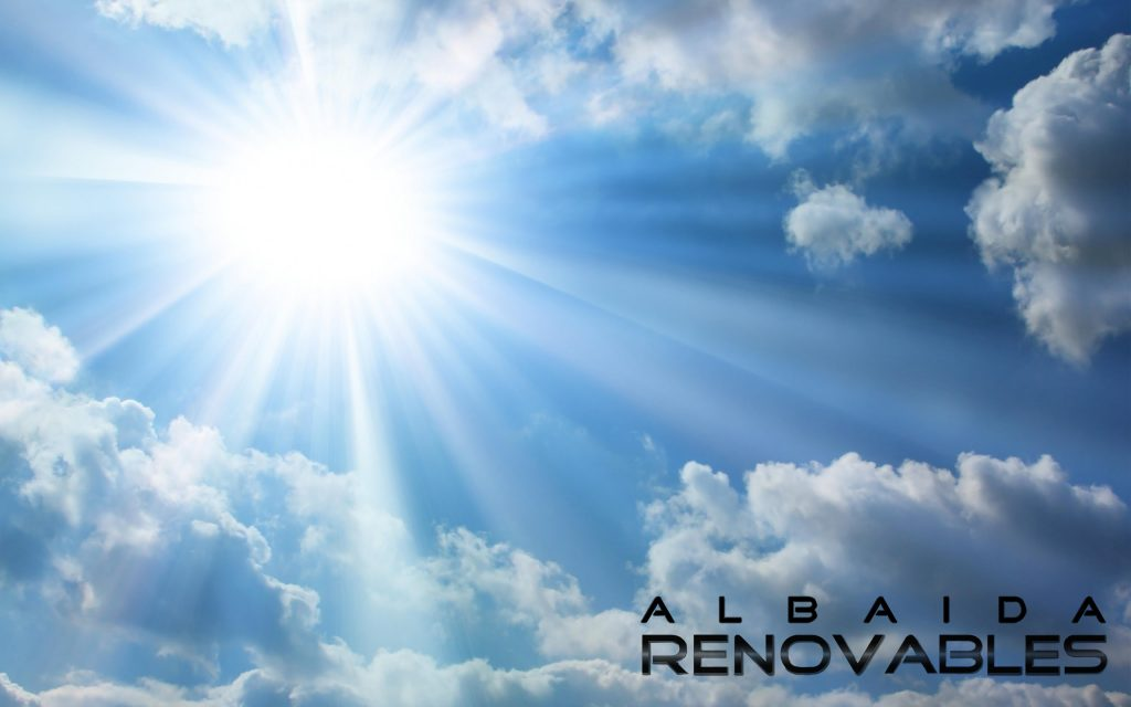 Energía solar térmica en Albaida Renovables