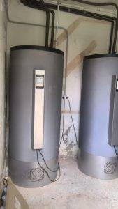 energía termosolar acumuladores Pobla del Duc