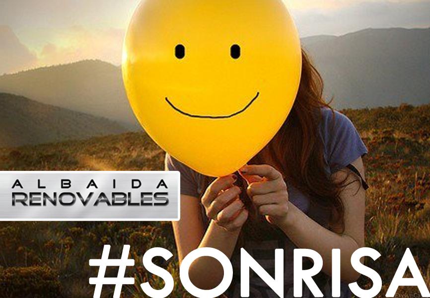 Y por supuesto con nuestra excepcional #SONRISA tras conseguir que tu NECESIDAD se vea cubierta con nuestro SERVICIO