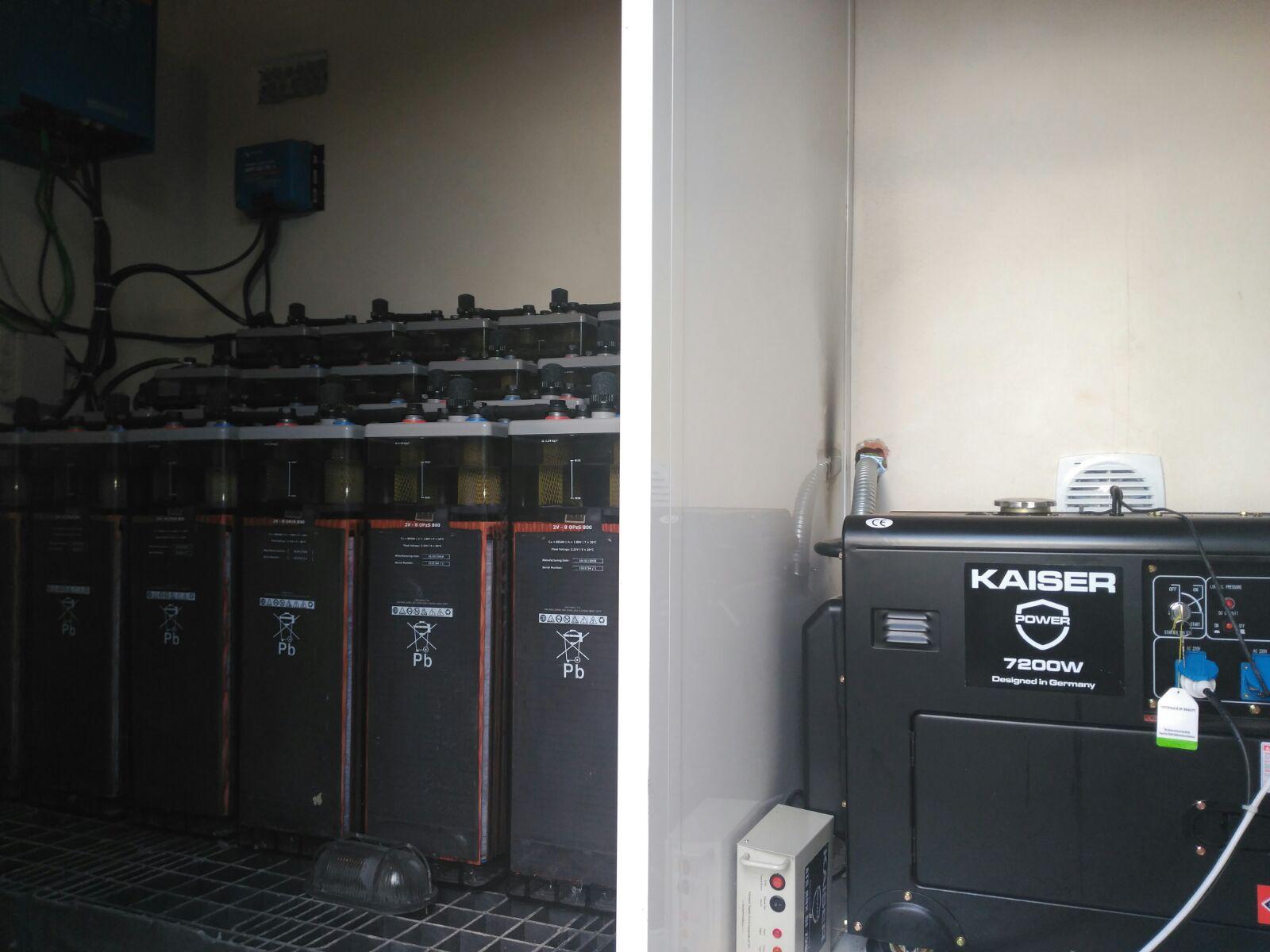 fotovoltaica aislada Rafol Salem