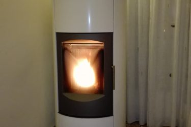 Estufa de aire en Albaida